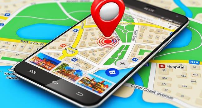 Google Maps ti ricorda dove hai parcheggiato